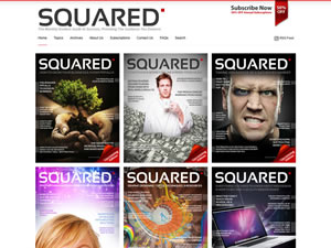 Squared Pixel Magazine thumnail