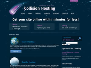 Collision Hosting thumnail
