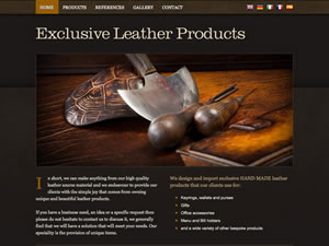 Exclusive Leather Products thumnail
