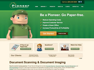 Pioneer Records Management thumnail
