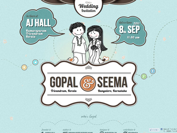 Gopal Raju Seema Wedding