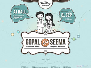 Gopal Raju Seema Wedding thumnail
