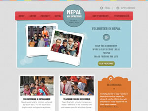 Volunteer in Nepal thumnail