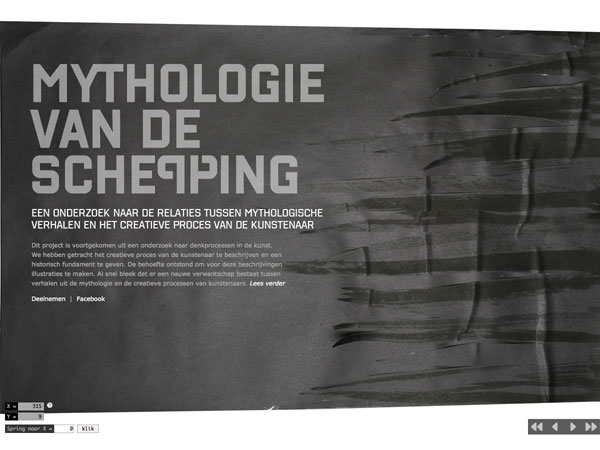 Mythologie van de Schepping