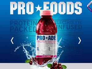PRO FOODS thumnail