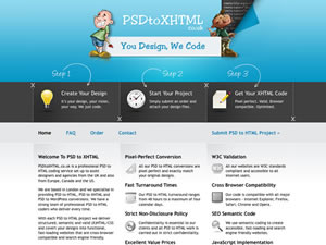 psdtoxhtml.co.uk thumnail