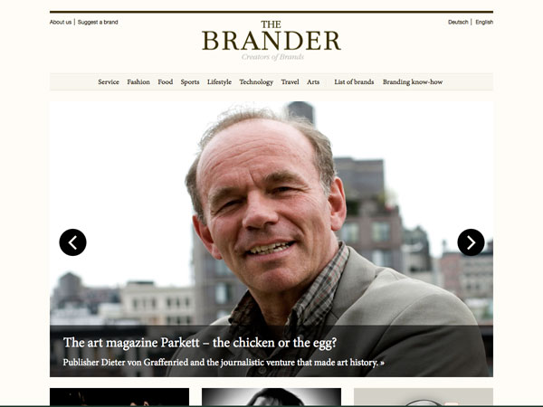 The Brander