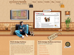 Web design Sydney thumnail